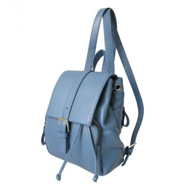 Фото Маленький рюкзак 5206 джинс