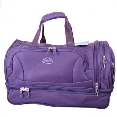 Фото Сумка для путешествий SB7041-20 фиолетовая