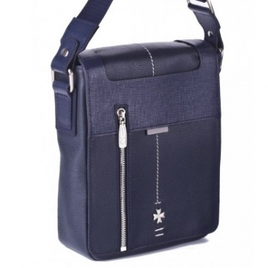 Фото Мужская сумка 9465 N.Polo D.Blue/ Prada D.Blue