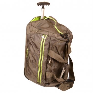 Фото Дорожная сумка с ручкой на колесах 336353