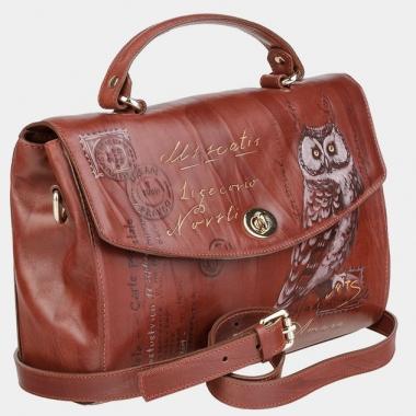 Фото Дамская сумка Рилье «Филин»