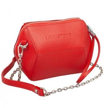 Фото Маленькая сумочка Manilla красная