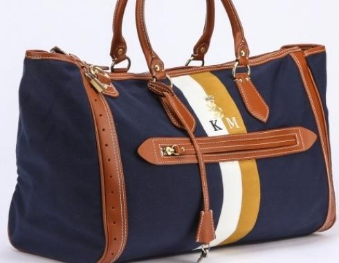 Фото Дорожная сумка 28755 синяя