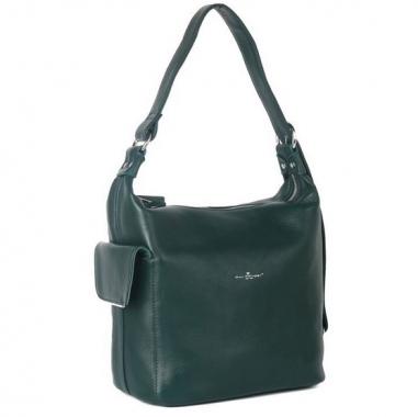Фото Зеленая женская сумка 31454 Q33