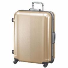 Золотой чемодан на колесах 00373