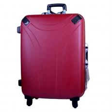 Чемодан на колесах 01266 красный