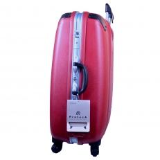 Чемодан на колесах 01266 красный фото-2