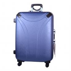 Чемодан на колесах 01266 синий