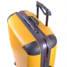 Желтый чемодан 01368 фото-2