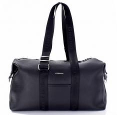 Кожаная спортивная сумка 0161 Q11