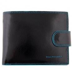 Мужское портмоне 019-632 black