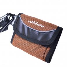 Тканевый кошелек с карабином на пояс 0199941-2-14