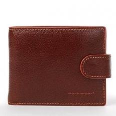 Кожаное портмоне 028-625B brown