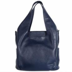 Женская сумка синяя Giorgio Ferretti 0348