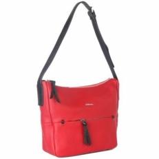 Женская сумка 04289 красная