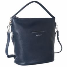 Женская сумка-ведро 04313 HT-114 синяя