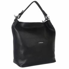 Кожаная сумка-мешок 04315 Q11