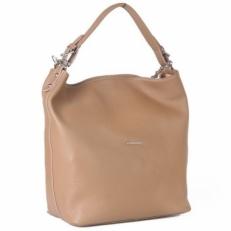 Кожаная сумка-мешок 04315 Q70