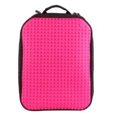 Женский пиксельный рюкзак WY-A001 фуксия