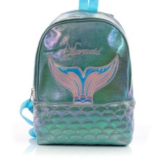 Рюкзак голографический Русалочка Mermaid