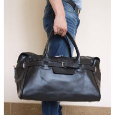 Мужская дорожная сумка Адамелло черная