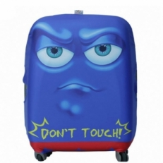 Чехол на чемодан Don't Touch-M