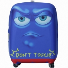Чехол на чемодан Don't Touch-XL