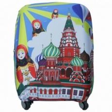 Чехол на чемодан Russian-XL