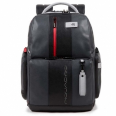 Кожаный рюкзак Piquadro CA4550BRBM/GRN