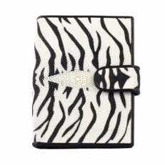 Обложка для документов, цвет: белый тигр