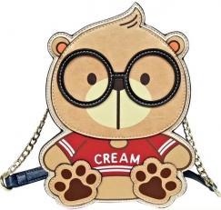 """Сумочка """"Мишка Cream Bear"""""""