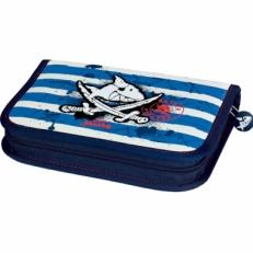 Школьный ранец 10589 синий фото-2