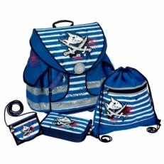 Школьный ранец 10589 синий