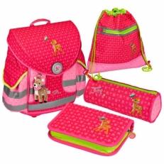 Школьный ранец 11688 розовый