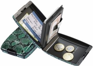 Алюминиевый кошелек Tru Virtu Oyster 14.10.1.0001.09