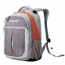 Рюкзак 13854715 серый_оранжевый