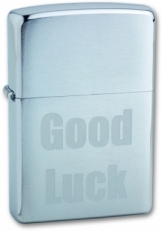 Зажигалка ZIPPO 200 Good Luck фото-2
