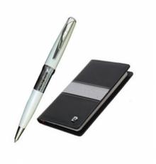 Подарочный Набор: записная книжка + Шариковая ручка PC701