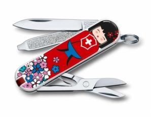 Нож-брелок VICTORINOX Classic 0.6223.L1608