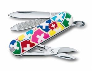 Нож-брелок VICTORINOX Classic 0.6223.841