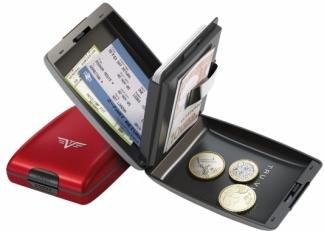 Алюминиевый кошелек Tru Virtu Oyster 14.10.1.0001.05