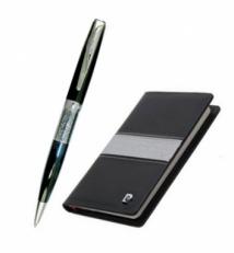 Набор: записная книжка + Шариковая ручка PC700