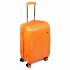 "Чемодан на колесах jl 19 1 24""NC orange"