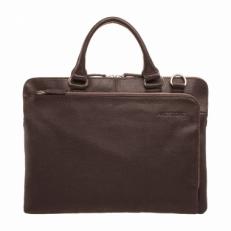 Деловая сумка Albert Brown кожаная фото-2