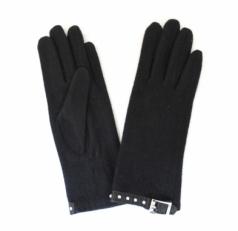 Перчатки женские YN004 Черные