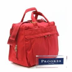 Дорожная сумочка Progres 20022 красная