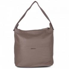Кожаная сумка-мешок 201728-Q29