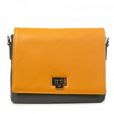 Кожаная сумочка 201754-Q55-Q59
