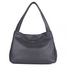 Женская сумка 2018003 темно-серая