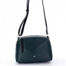 Мини сумка 2018010s зеленая